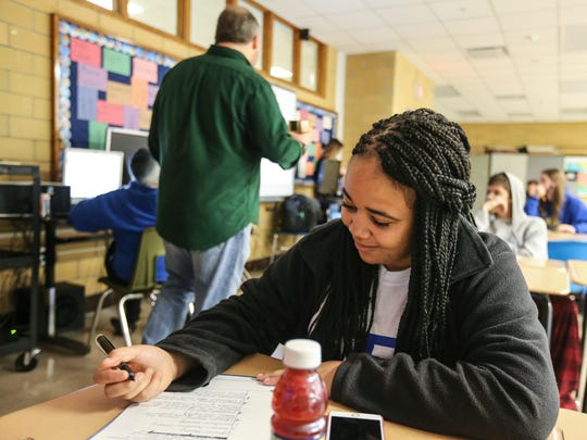 Valley High School senior Brooklyn Adams missed 100 days of school a few years ago and had a truancy problem throughout high school.  This school year, however, she's got a 3.9 GPA and has only missed two days, and both of those were excused.October 6, 2016