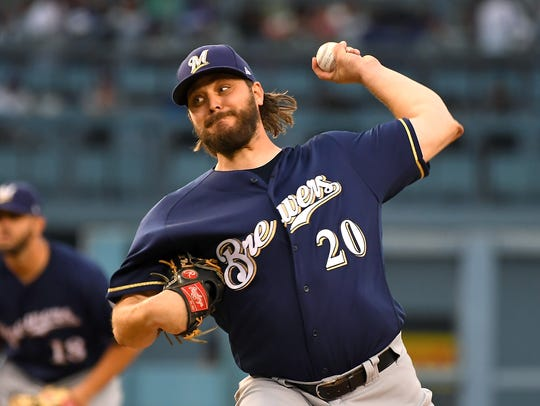 Wade Miley allowed just two hits in seven innings on