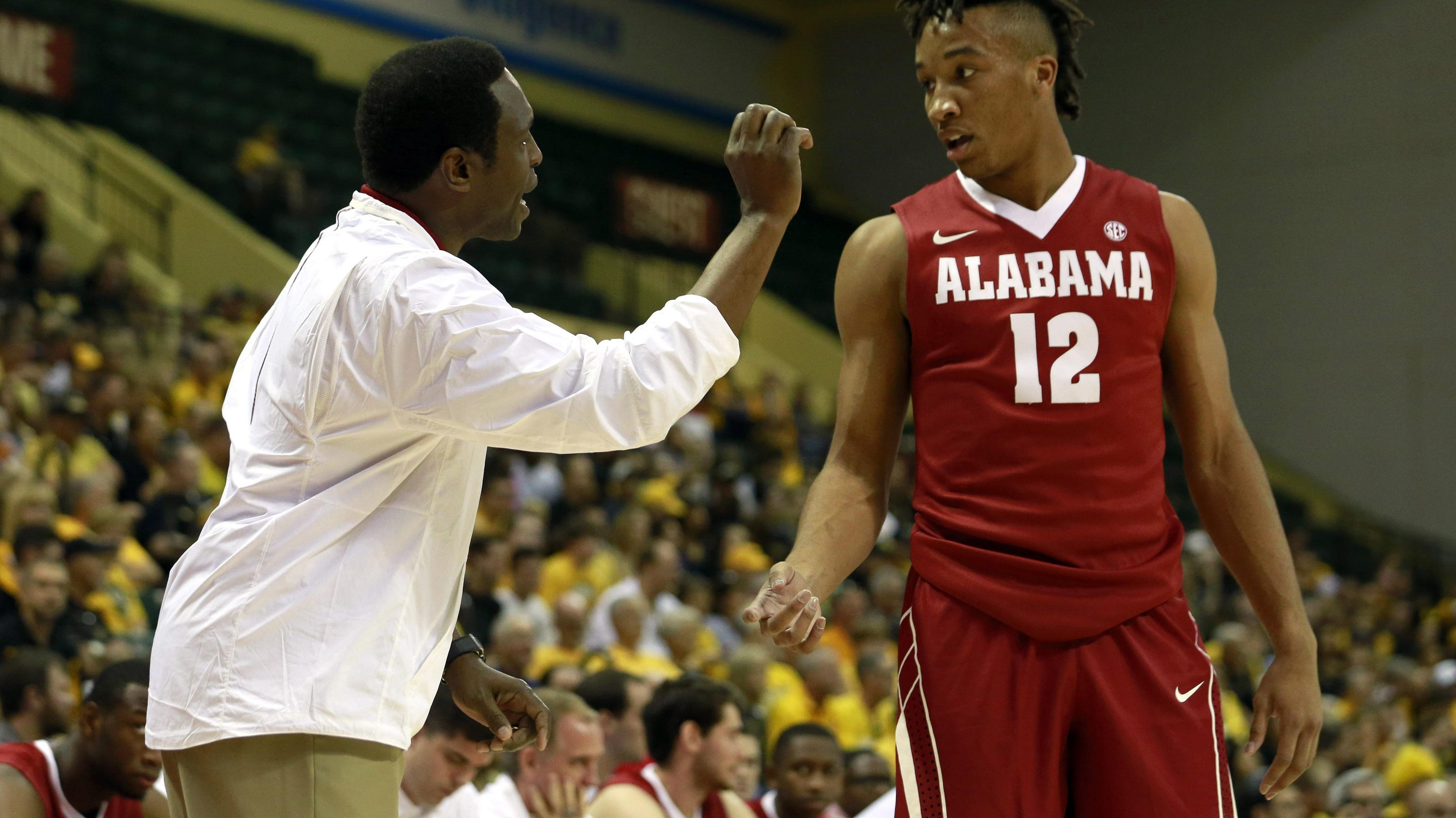 Men's basketball preview: Alabama at Southern Miss