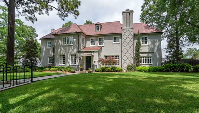 This historic home in the heart of South Highlands was designed by notable architect Samuel Wiener.