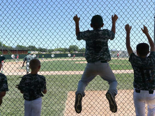 Small Town Baseball continues to grow in Marshfield.