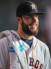 Dallas Keuchel won the AL Cy Young Award in 2015 and