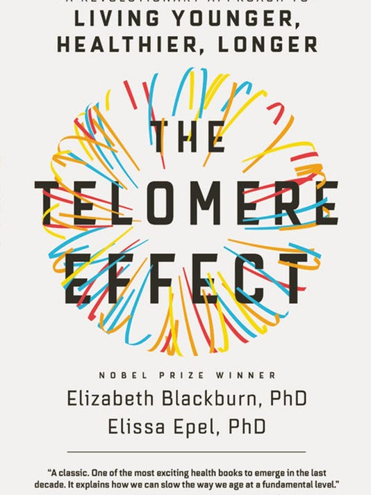 Want to look younger and healthier? Protect those telomeres