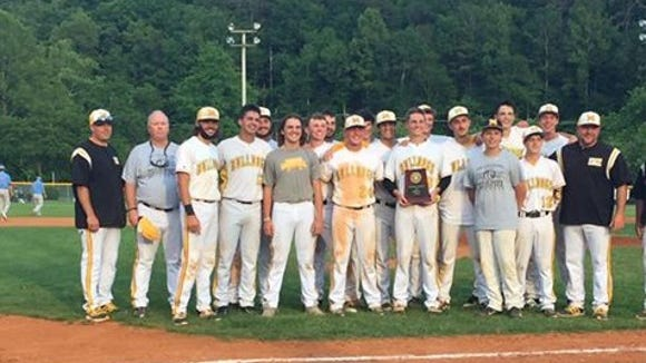 Murphy is a regional champion in NCHSAA 1-A baseball for the first time.