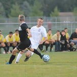 West Lafayette Boys Soccer Sectional action Monday night.