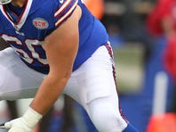 The Bills offensive line has been a problem much of the year for whichever quarterback happened to be playing.