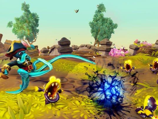 Skylanders Screenshot