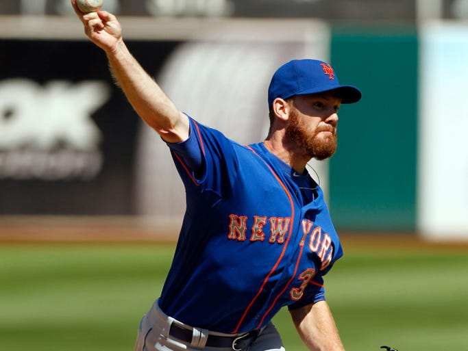Mets pitcher Vic Black: Herniated disk in neck