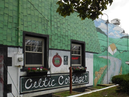 The Celtic Cottage in Red Bank.