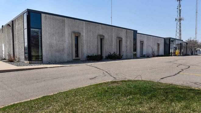 The St. Cloud Times building shown Tuesday, May 1, at 3000 N 7th St. in St. Cloud.