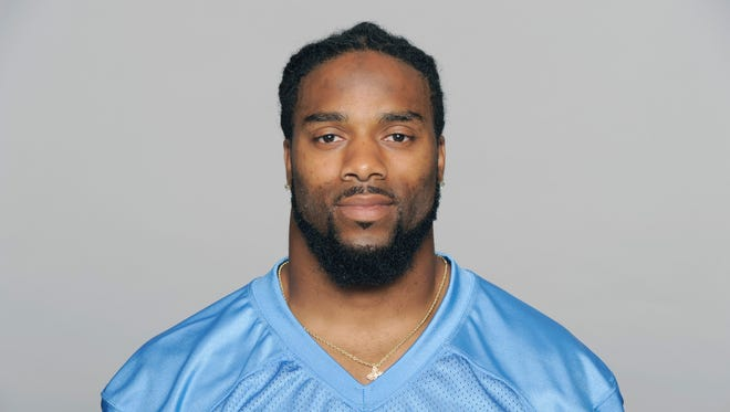 This is a photo of Michael Griffin of the Tennessee Titans NFL football team. This image reflects the Tennessee Titans active roster as of Monday, June 23, 2014. (AP Photo)