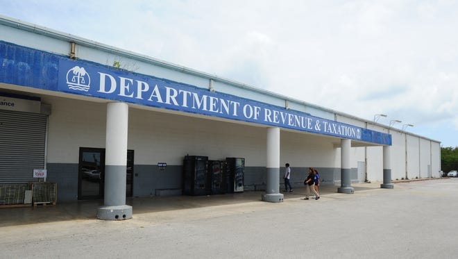 The Guam Department of Revenue and Taxation.
