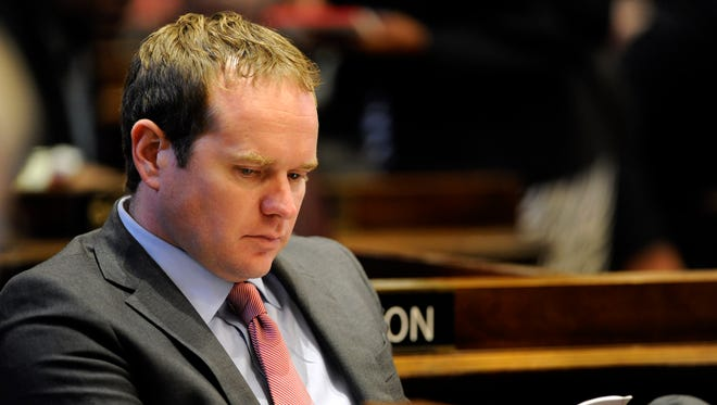 The Tennessee Registry of Election Finance imposed more than $465,000 in fines on former lawmaker Jeremy Durham for violating campaign finance laws hundreds of times.