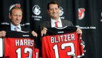 The Devils and owners Joshua Harris and David Blitzer, are hoping to turn Newark into an exciting sports and entertainment destination.