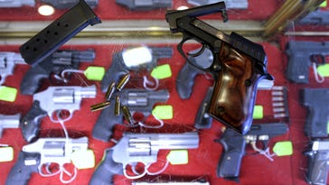 Finley: I set out to buy a gun but got a lesson instead