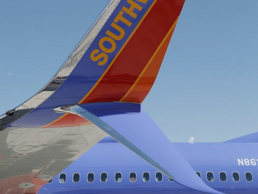 an analysis of the start beginning of the southwest airlines Southwest airlines corporation: a domestic industry analysis & recommendation for and depreciation southwest's first and fourth quarter (winter.