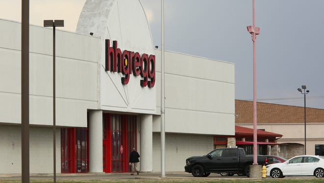 HHGregg will close its Heath store by mid-April.