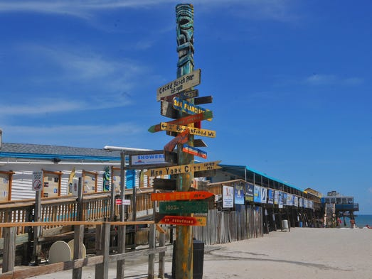 Cocoa beach pier owners to spend 4 million on upgrades for Cocoa beach pier fishing