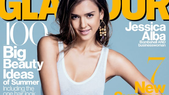 Glamour June Cover