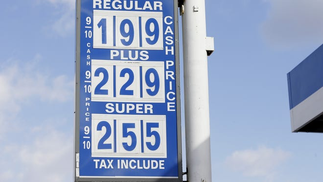 The price of a gallon of gas has dipped below $2 in several parts of the country, but drivers in Rochester and the rest of New York are paying the highest prices in the continental U.S.