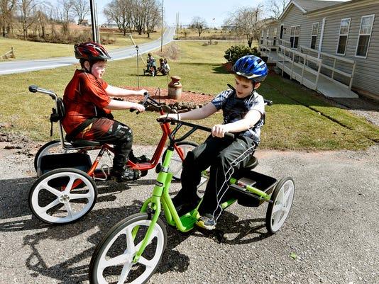 My Bike grant program