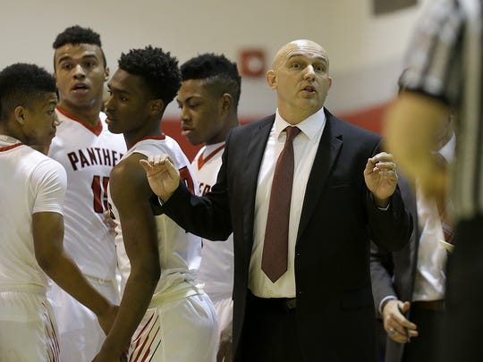 Jim Melton was named Park Tudor's interim head coach after Kyle Cox's resignation, but hasn't had a coaching job since.