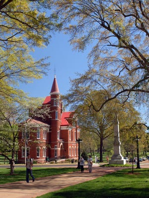 Efforts at the University of Mississippi to contextualize a Confederate monument on campus have been called a failure by activists and history professors.