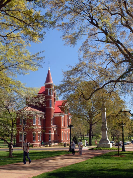 Ole Miss Campus