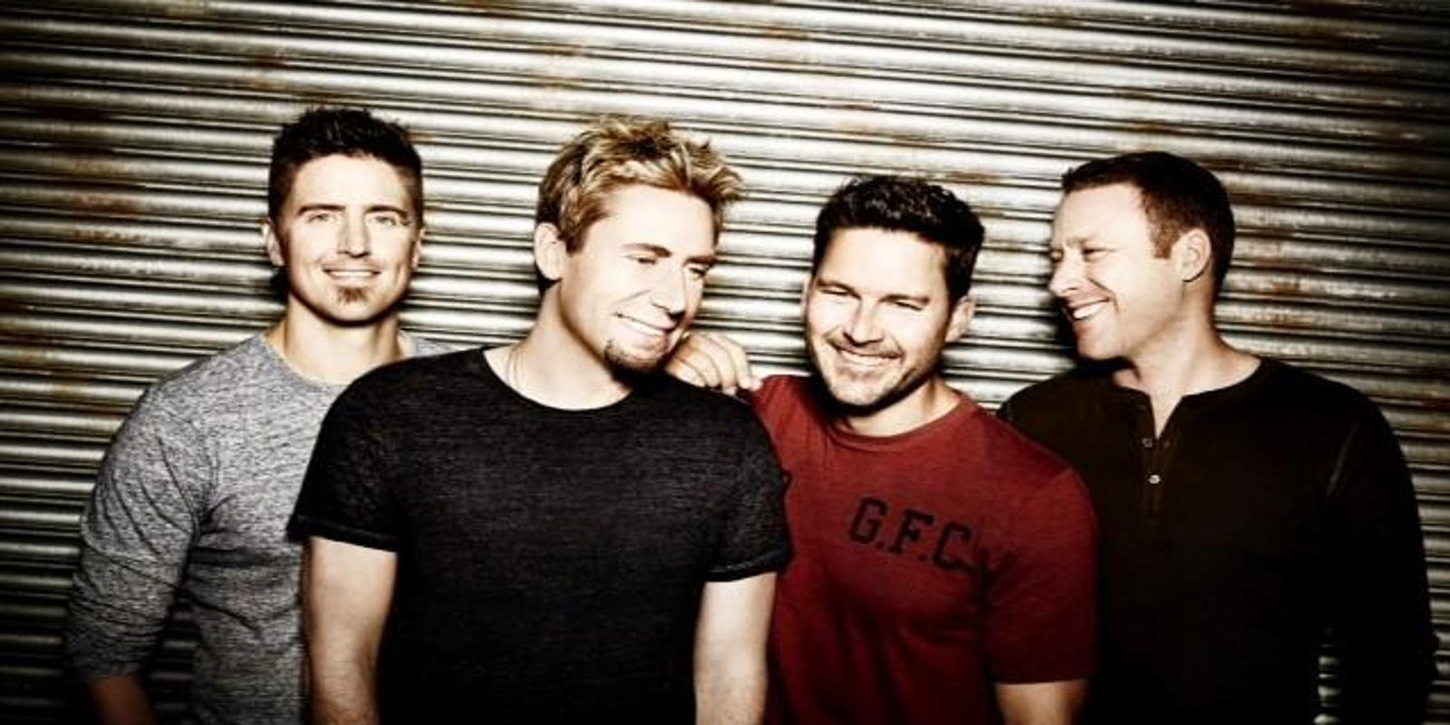 Nickelback is coming to Cincinnati and yes, they are definitely going to play 'Photograph'