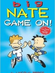 'Big Nate — Game On!' by Lincoln Peirce