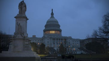 Border wall, tunnel tussle hold up spending bill