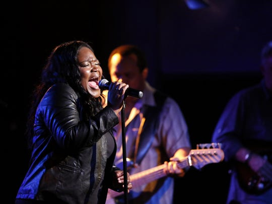 Shemekia Copeland is one of the many blues artists who will be up for honors at the 40th annual Blues Music Awards on Thursday.