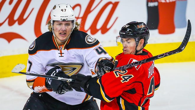 Anaheim Ducks defenseman Hampus Lindholm is a restricted free agent coming off his entry-level contract.