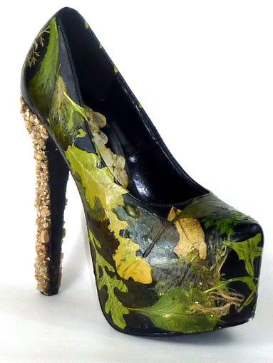 Arnott and Kathleen Duncan: Leafy Green Goddess.
