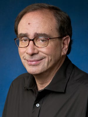 "Author R.L. Stine is enjoying a lot of screen success with a new ""Mostly Ghostly"" movie and next year's ""Goosebumps"" film."