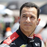Castroneves can be fierce competitor — and a cutup