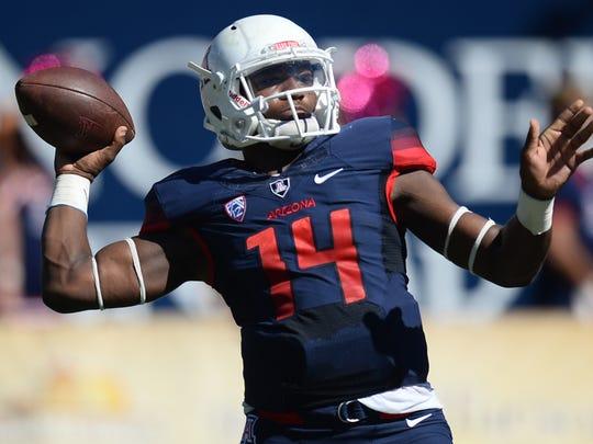 Everyone had praise for freshman quarterback Khalil Tate, whose future looks bright.