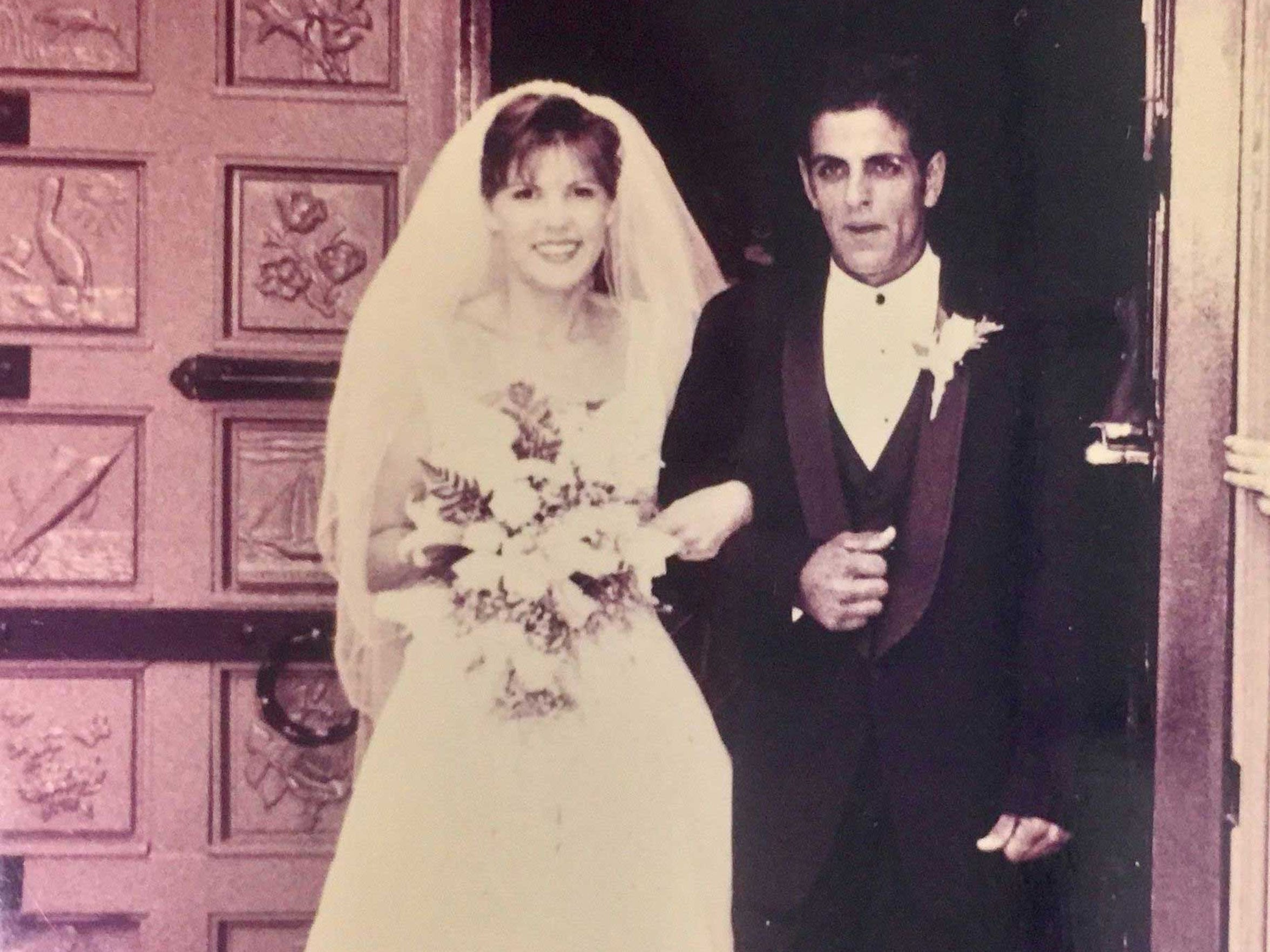 Shelly and Rudy Blanco.