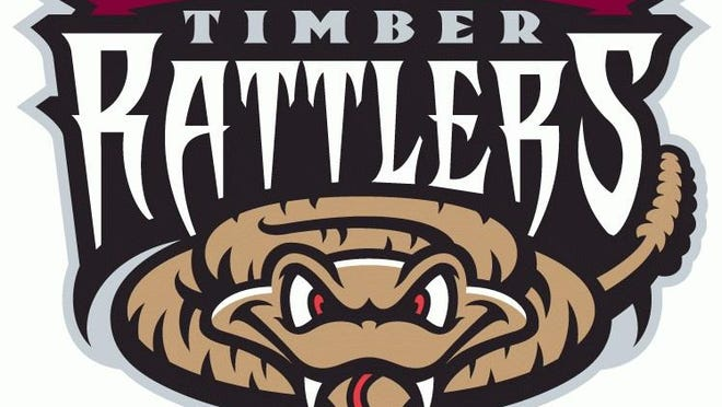 Wisconsin Timber Rattlers logo.