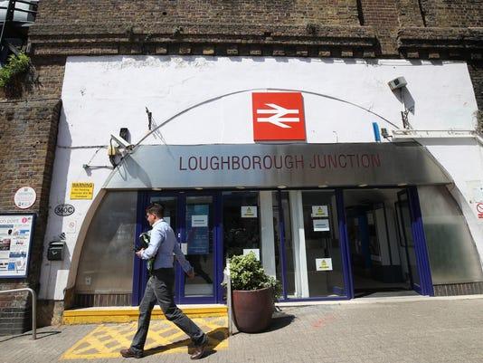 Britain Train Deaths