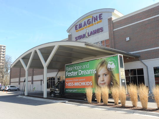 The Emagine Theater in Royal Oak hosted the 2015 Michigan Heart Gallery grand opening.