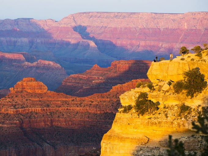 Grand Canyon becomes a treasure: By the latter half