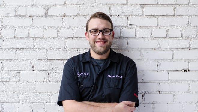 Kayne Prime Chef Steven Chandler