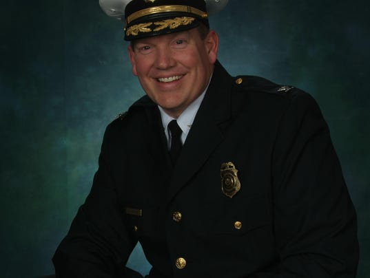 West Chester Police Chief Erik Niehaus