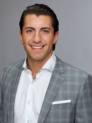 """Jason Tartick, who graduated from SUNY Geneseo and UR and worked for KeyBank in Rochester, is heavily favored as the next leading man on ABC's """"The Bachelor."""""""