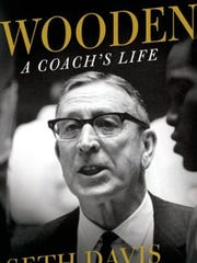 Cover of Wooden: A Coach's Life by Seth Davis