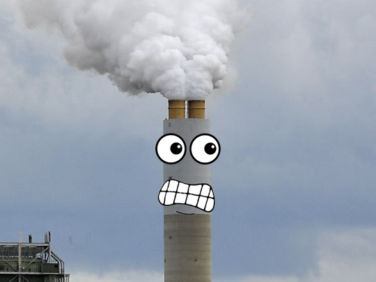 Wheezy, the Surly Smokestack