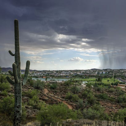 How did Phoenix fare during 2016 monsoon?