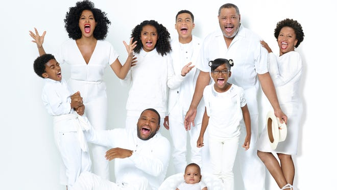 ABC's 'Black-ish' returns for a fourth season on October 3.