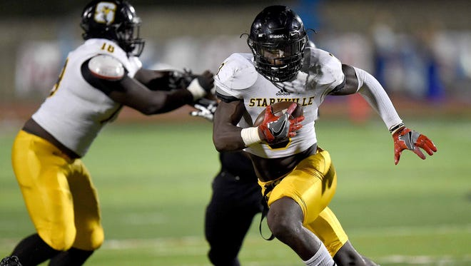 Starkville's Willie Gay is the state's top uncommitted player.
